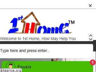 1sthome.in