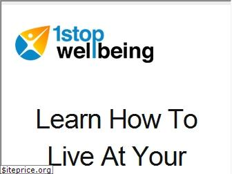 1stopwellbeing.com