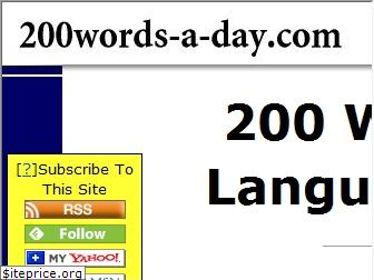 200words-a-day.com