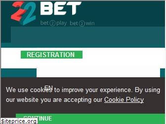 22bet.co.ke
