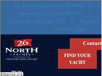 26northyachts.com