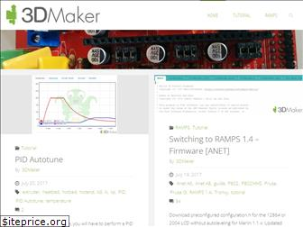www.3d-maker.info website price