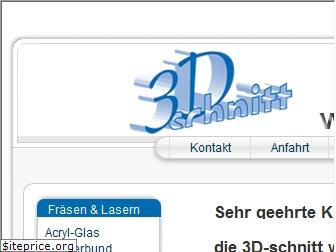 www.3d-schnitt.de website price