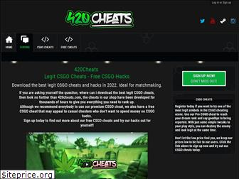 Free Hacks And Cheats For Minecraft Csgo Roblox Garrys Top 52 Similar Web Sites Like 420cheats Com And Alternatives