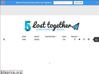 5losttogether.com