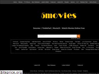 www.5movies.to website price