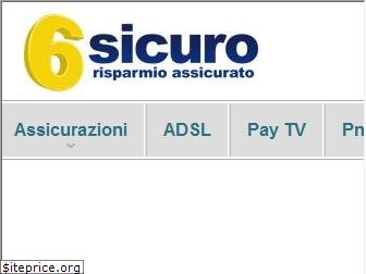 www.6sicuro.it website price