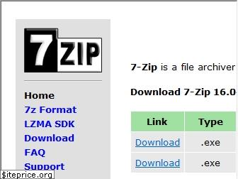 www.7-zip.org website price