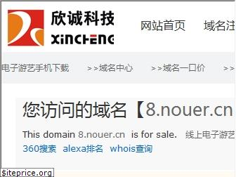 www.8.nouer.cn website price