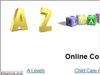 a-zlearning.com