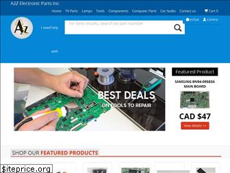 a2zelectronicparts.com