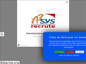 a3sys.fr