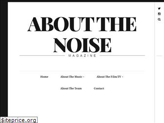 about-the-noise.com