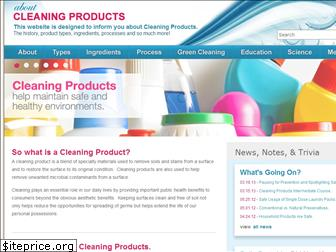 aboutcleaningproducts.com