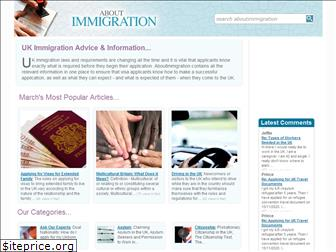 aboutimmigration.co.uk