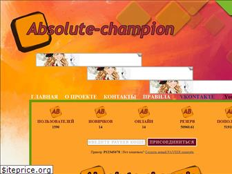 absolute-champion.site