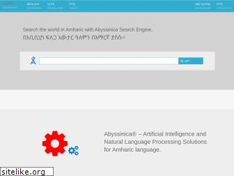 abyssinica.com