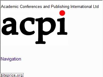 academic-conferences.org