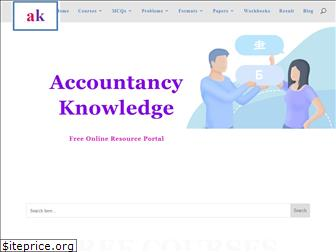 accountancyknowledge.com
