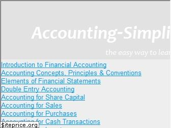 accounting-simplified.com