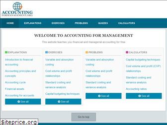 accountingformanagement.org