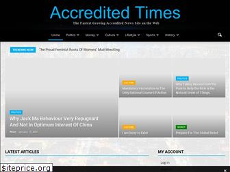 accredited-times.com