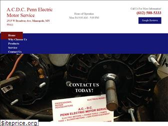 acdcpennelectricmotor.com