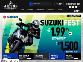actionsportcycles.com