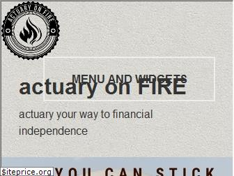 actuaryonfire.com