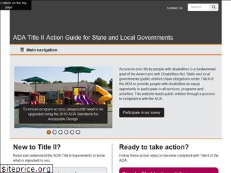 adaactionguide.org