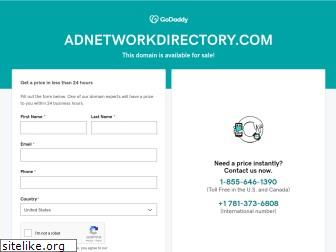adnetworkdirectory.com