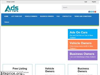 adsoncars.co.nz