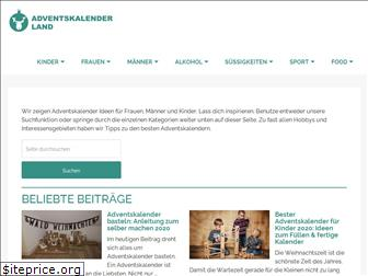 www.adventskalender-land.de website price