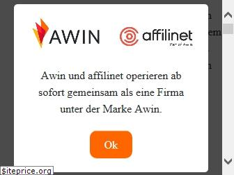 www.affili.net website price