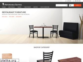 affordableseating.net