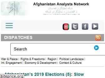 afghanistan-analysts.org