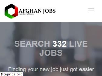 www.afghanjobs.org website price