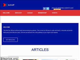 africanacup.org