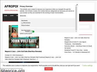 afropopsongs.com