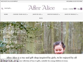 afteralice.co.uk