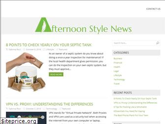 afternoonstyle.com