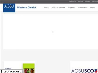 agbuwesterndistrict.org