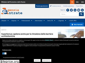 agenziaentrate.gov.it