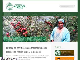 www.agrecolandes.org website price