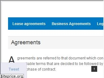 agreements.org