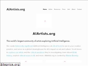 aiartists.org