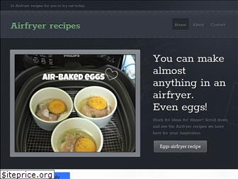 airfryer-recipes.weebly.com