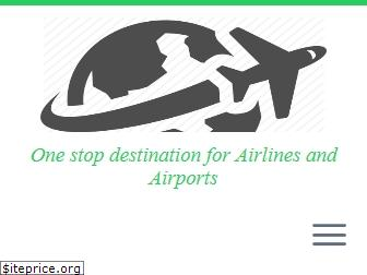 airlines-airports.com