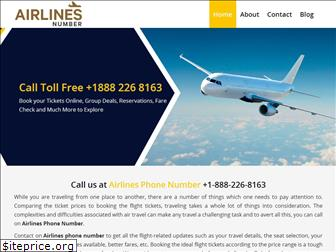 airlines-phone-number.com