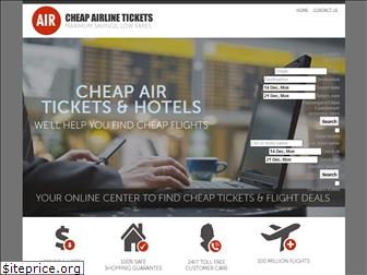 airlineticketspyj.com